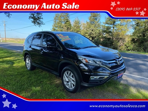 2015 Honda CR-V for sale at Economy Auto Sale in Modesto CA