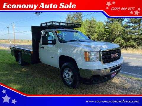 2012 GMC Sierra 3500HD for sale at Economy Auto Sale in Modesto CA
