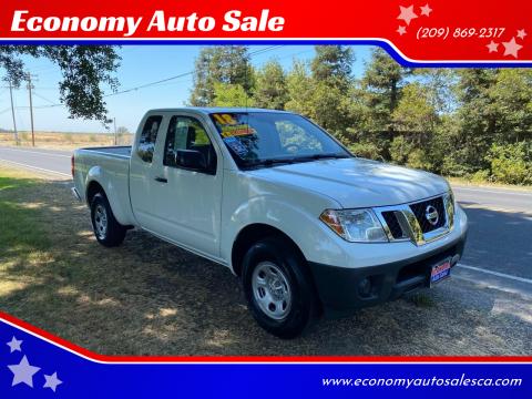 2018 Nissan Frontier for sale at Economy Auto Sale in Modesto CA