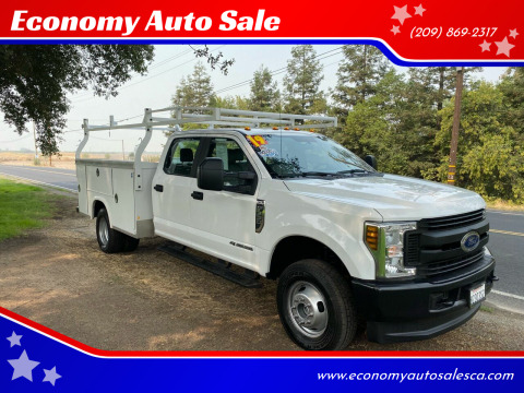 2019 Ford F-350 Super Duty for sale at Economy Auto Sale in Modesto CA