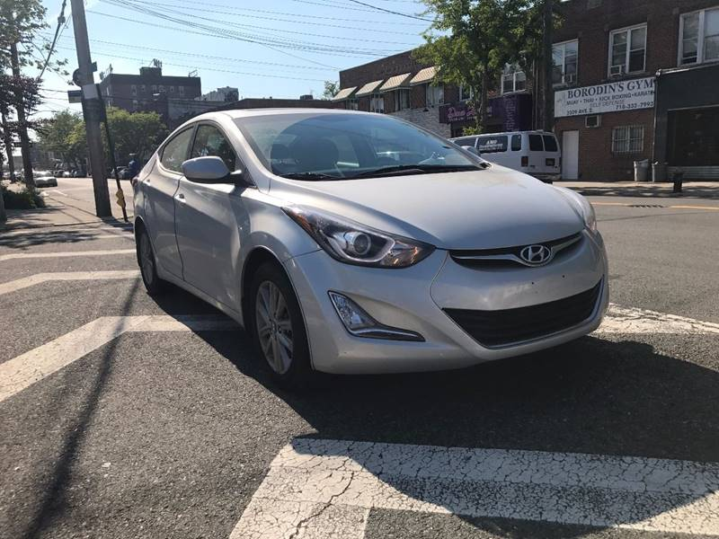 2015 Hyundai Elantra SE 4dr Sedan - Brooklyn NY