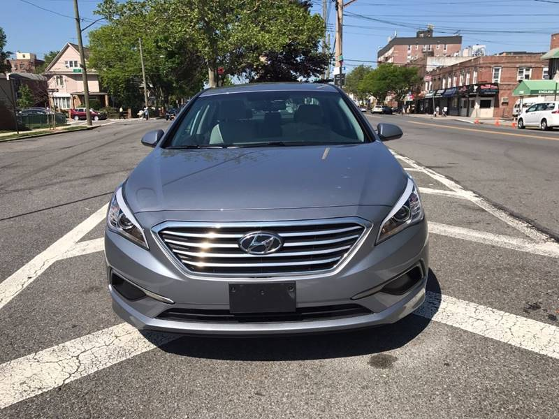 2016 Hyundai Sonata SE 4dr Sedan - Brooklyn NY