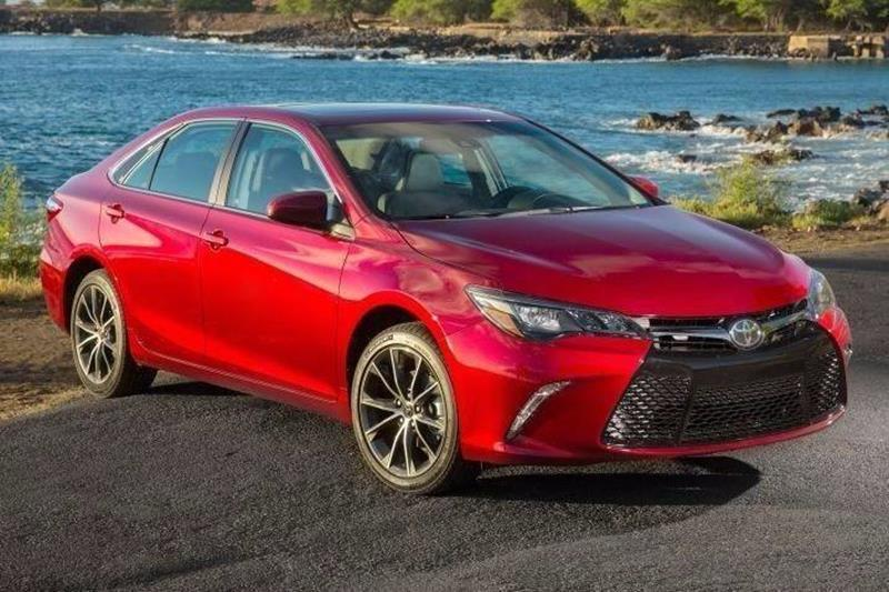 2017 toyota camry xle 4dr sedan in brooklyn ny. Black Bedroom Furniture Sets. Home Design Ideas