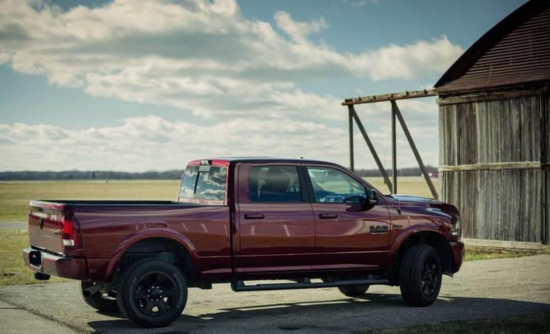 2017 RAM Ram Pickup 2500 4x4 Laramie 4dr Crew Cab 6.3 ft. SB Pickup - Brooklyn NY