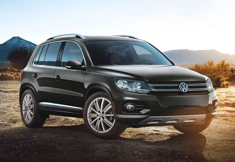 2017 Volkswagen Tiguan AWD 2.0T Wolfsburg Edition 4Motion 4dr SUV - Brooklyn NY