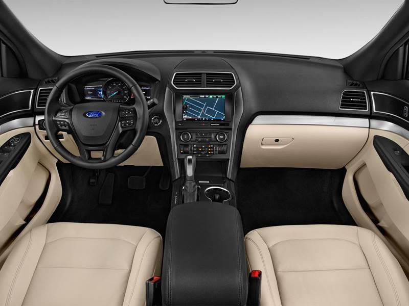 2017 Ford Explorer AWD XLT 4dr SUV - Brooklyn NY
