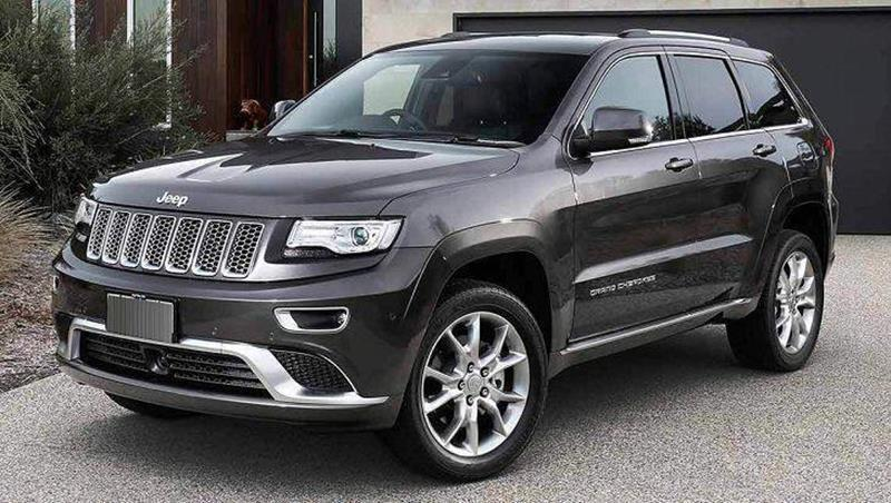 2018 Jeep Grand Cherokee 4x4 Limited 4dr Suv In Brooklyn