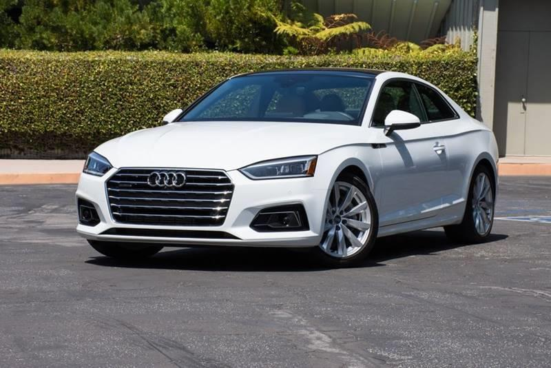 2018 audi a5 awd 2 0t quattro premium plus 2dr coupe 7a in brooklyn ny presidential auto leasing. Black Bedroom Furniture Sets. Home Design Ideas