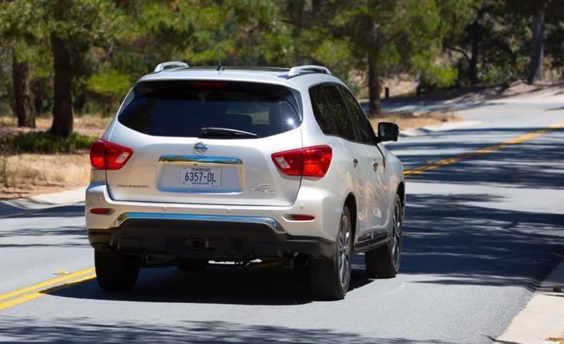2017 Nissan Pathfinder S 4x4 4dr SUV - Brooklyn NY