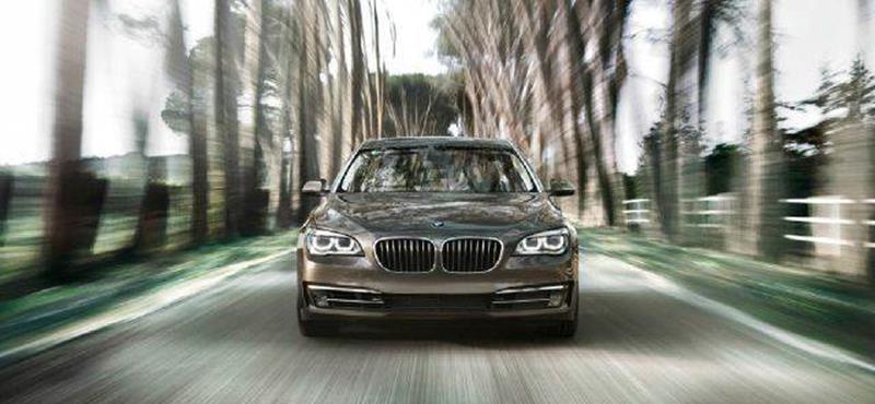 2018 BMW 7 Series 740Li XDrive