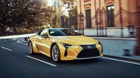 2018 Lexus LC 500 For Sale in New York - Carsforsale.com®