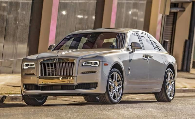 2016 Rolls-Royce Ghost  - Brooklyn NY