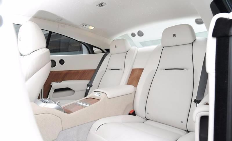 2016 Rolls-Royce Wraith 2dr Coupe - Brooklyn NY