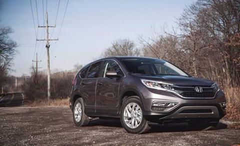 2017 Honda CR-V for sale in Brooklyn, NY