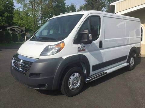 2016 RAM ProMaster Cargo for sale at SPINNEWEBER AUTO SALES INC in Butler PA
