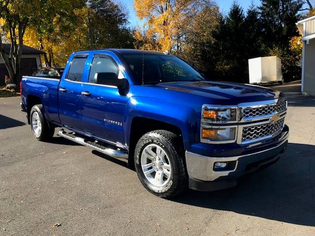 2014 Chevrolet Silverado 1500 for sale at SPINNEWEBER AUTO SALES INC in Butler PA