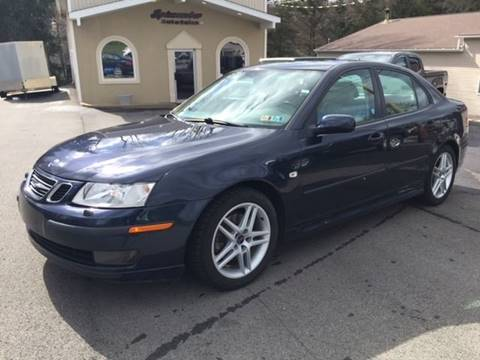 2007 Saab 9-3 for sale at SPINNEWEBER AUTO SALES INC in Butler PA