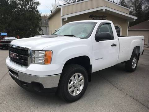 2013 GMC Sierra 2500HD for sale in Butler, PA