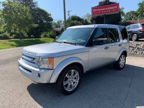 2009 Land Rover LR3 for sale in Butler, PA