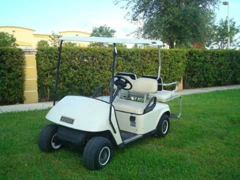 2002 E-Z-GO TXT for sale at Key Carts in Homestead FL