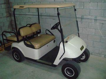2004 E-Z-GO TXT (PDS) for sale at Key Carts in Homestead FL