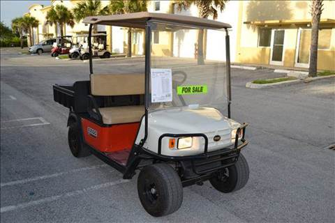 2007 E-Z-GO MPT 800 for sale at Key Carts in Homestead FL