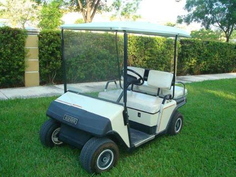 1991 E-Z-GO MARATHON for sale at Key Carts in Homestead FL