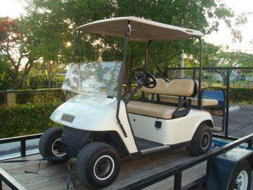 2001 E-Z-GO TXT for sale at Key Carts in Homestead FL