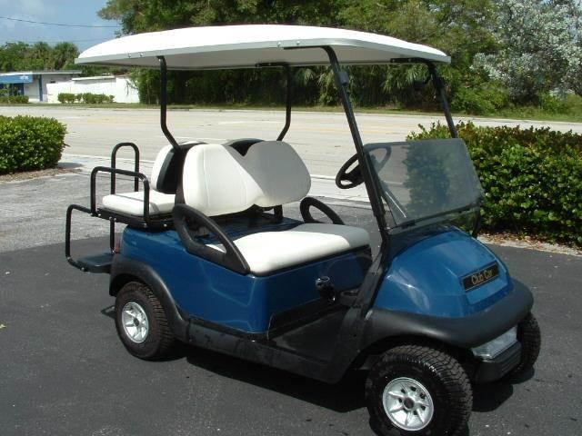 2017 Club Car Precedent In Homestead Fl Florida City Motors