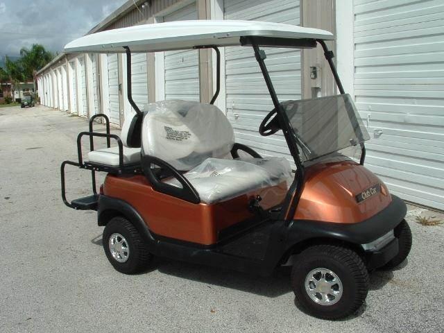 2020 Club Car Precedent for sale at Key Carts in Homestead FL