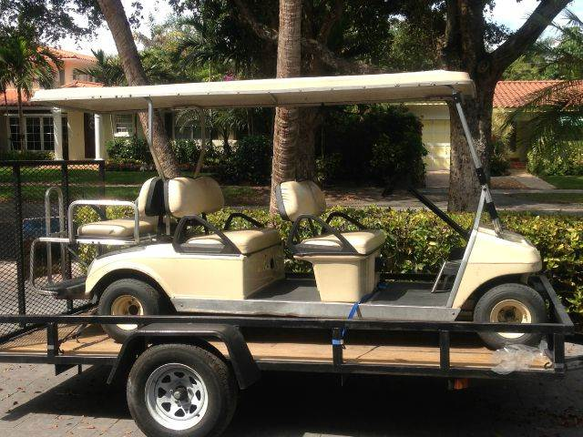 2006 Club Car DS for sale at Key Carts in Homestead FL