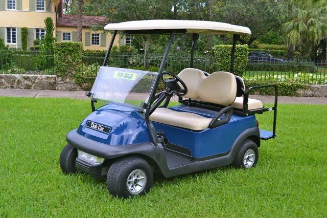2016 Club Car Precedent for sale at Key Carts in Homestead FL