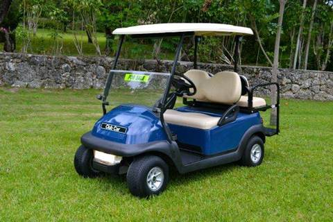 2016 Club Car Precedent for sale at Key Carts in Homestead FL