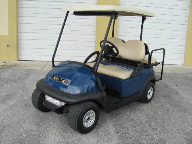 2009 Club Car Precedent for sale at Key Carts in Homestead FL