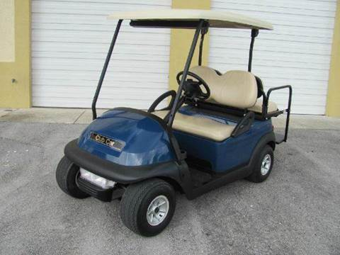 2009 Club Car Precedent for sale at Key Carts in Homestead FL