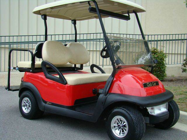 2017 Club Car Precedent for sale at Key Carts in Homestead FL