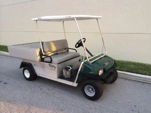 2013 Club Car CARRYALL for sale at Key Carts in Homestead FL
