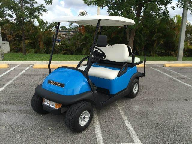 2019 Club Car Precedent for sale at Key Carts in Homestead FL