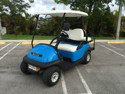 2019 Club Car Precedent for sale at Key Carts in Homestead FL