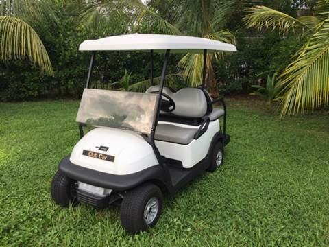 2015 Club Car Villager for sale at Key Carts in Homestead FL