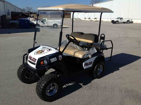 2017 E-Z-GO S4/L4 for sale at Key Carts in Homestead FL