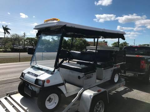 Used Cars Homestead Used Golf Cart Sales Florida City