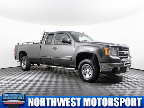 2010 GMC Sierra 2500HD for sale in Puyallup Wa, WA