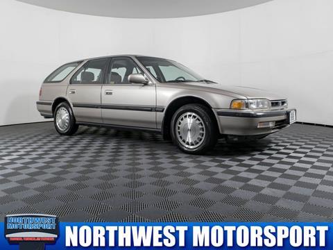 1991 Honda Accord For Sale Carsforsale