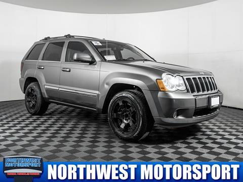 2008 Jeep Grand Cherokee for sale in Puyallup Wa, WA