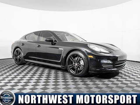 2011 Porsche Panamera for sale in Puyallup Wa, WA