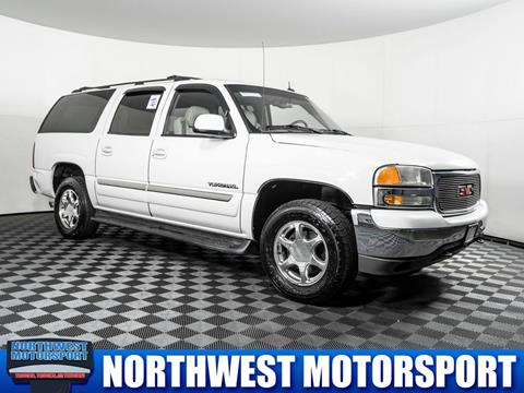 2002 GMC Yukon XL for sale in Puyallup Wa, WA