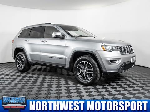 2018 Jeep Grand Cherokee for sale in Puyallup Wa, WA