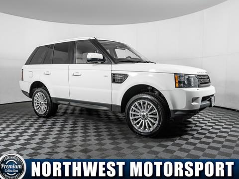 2012 Land Rover Range Rover Sport for sale in Puyallup Wa, WA
