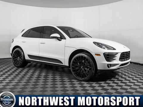 2018 Porsche Macan for sale in Puyallup Wa, WA